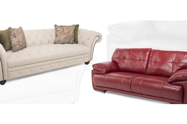 Which Sofa To Choose Leather Or Fabric