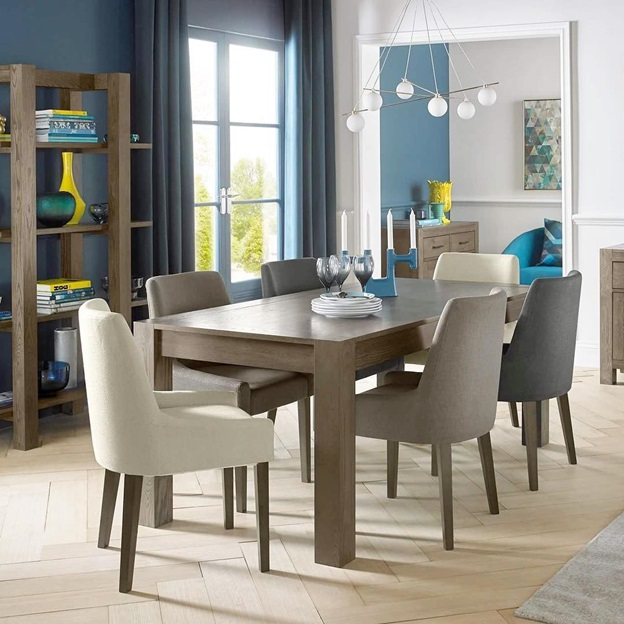 How To Mix Amp Match Your Dining Room Chairs Ez Living