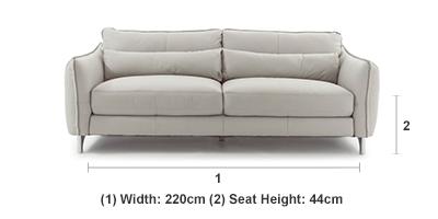 Paloma 3 Seater Sofa