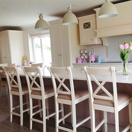 High Stools For Your Kitchen Island