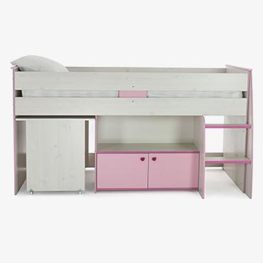 Zoe Midsleeper Bunk Bed